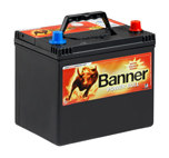 Banner Powerbull Autobatterie 62Ah - BMW Mini One, Cabriolet, Cooper, Convertible, S ab Bj. 03/01 -